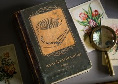 very old book